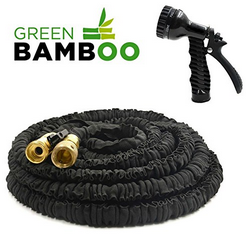 Tuyau Extensible & Retractable Green Bamboo